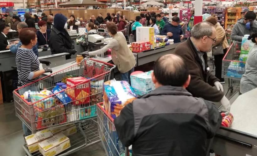 Bakanlıktan ''market genelgesi'': Temel ihtiyaç dışında ürün satışı yapılamayacak