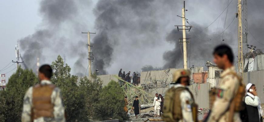 Taliban Afganistan genelinde operasyonlara başladı
