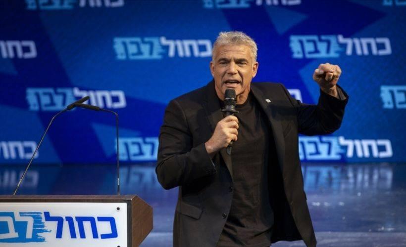 İsrail'de Netanyahu'dan sonra hükümeti kurma görevi Lapid'e verildi
