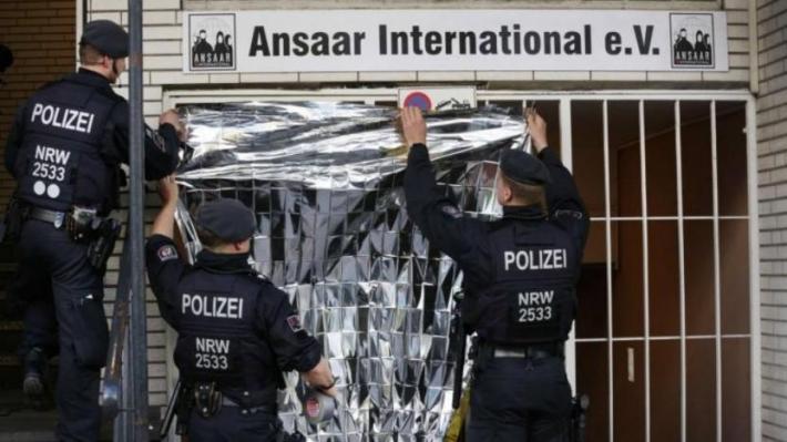 Almanya'dan İslami yardım derneği kapatıldı