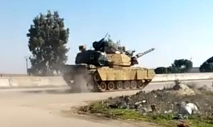 Türk Tankları Sıfır Noktada