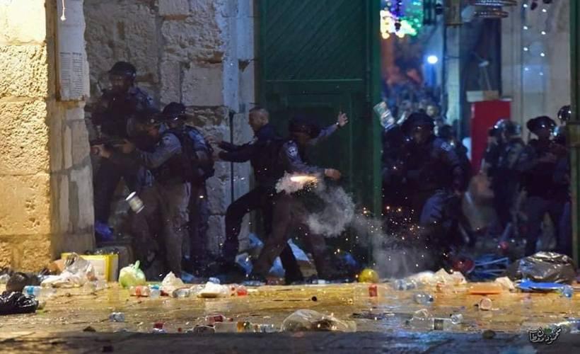 İsrail'in Mescid-i Aksa saldırısına siyasilerden sert tepki
