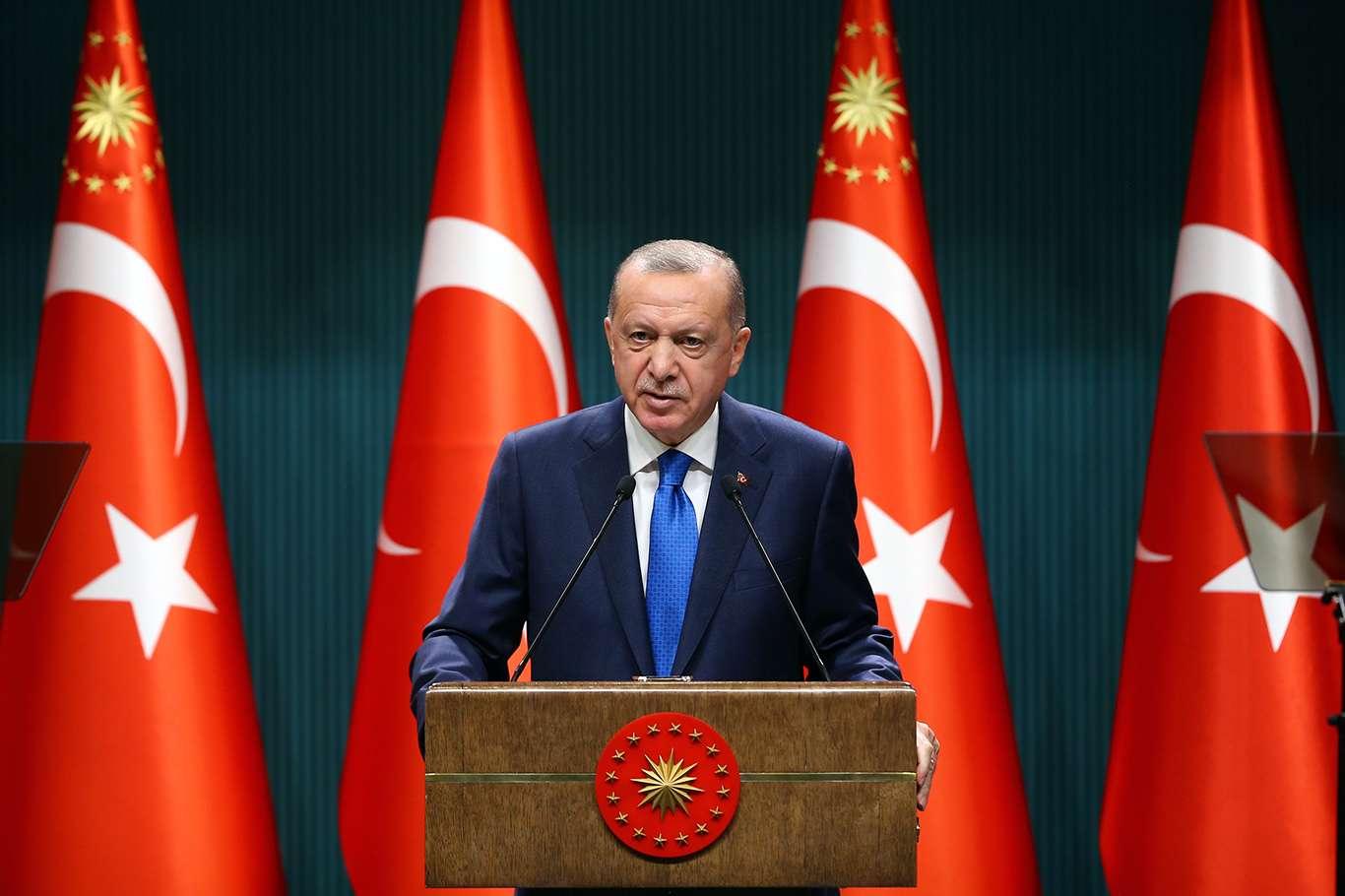 Erdoğan'dan tüm dünyaya Kudüs'e sahip çıkma çağrısı