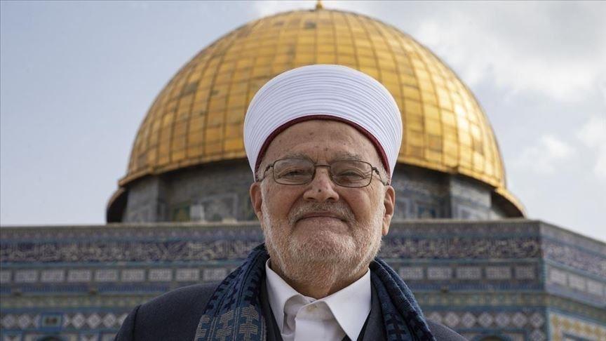 Mescid-i Aksa İmamı: İsrail Mescid-i Aksa'yı işgale hazırlanıyor
