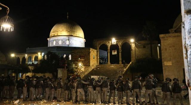 'Hedefleri Kudüs'ü Yahudileştirmek'