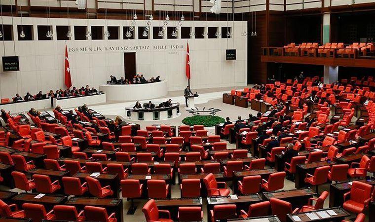 Meclis'te 5 partiden ortak açıklama!: İsrail'in saldırıları kınandı
