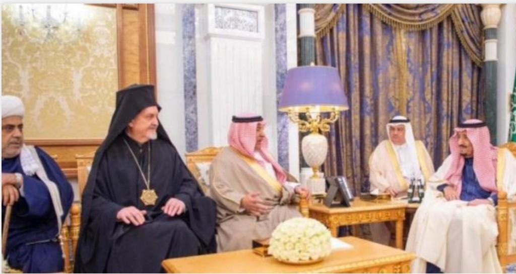 Dinler arası diyaloğun yeni merkezi Suudi Arabistan