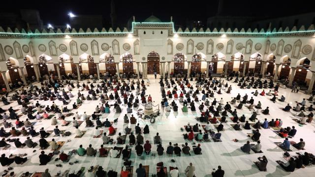 Hilal görülmedi: Ramazan 30'a tamamlanıyor