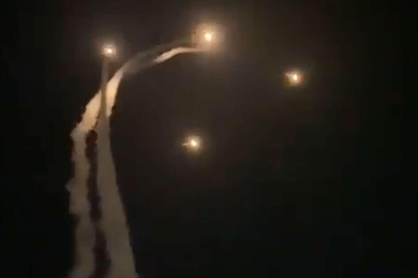 Lübnan'dan İsrail'e 3 füze fırlatıldı