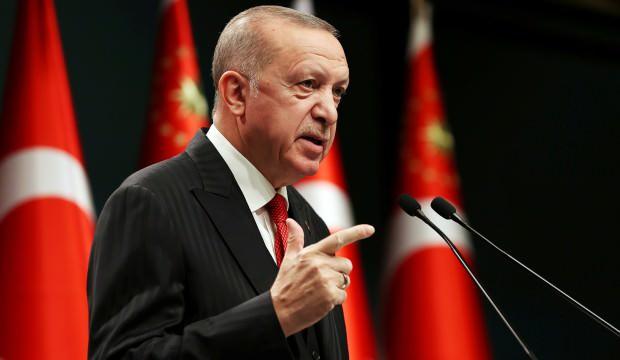 Başkan Erdoğan'dan İsrail mesajı! 'Biz hazırız' deyip ekledi: Derhal...