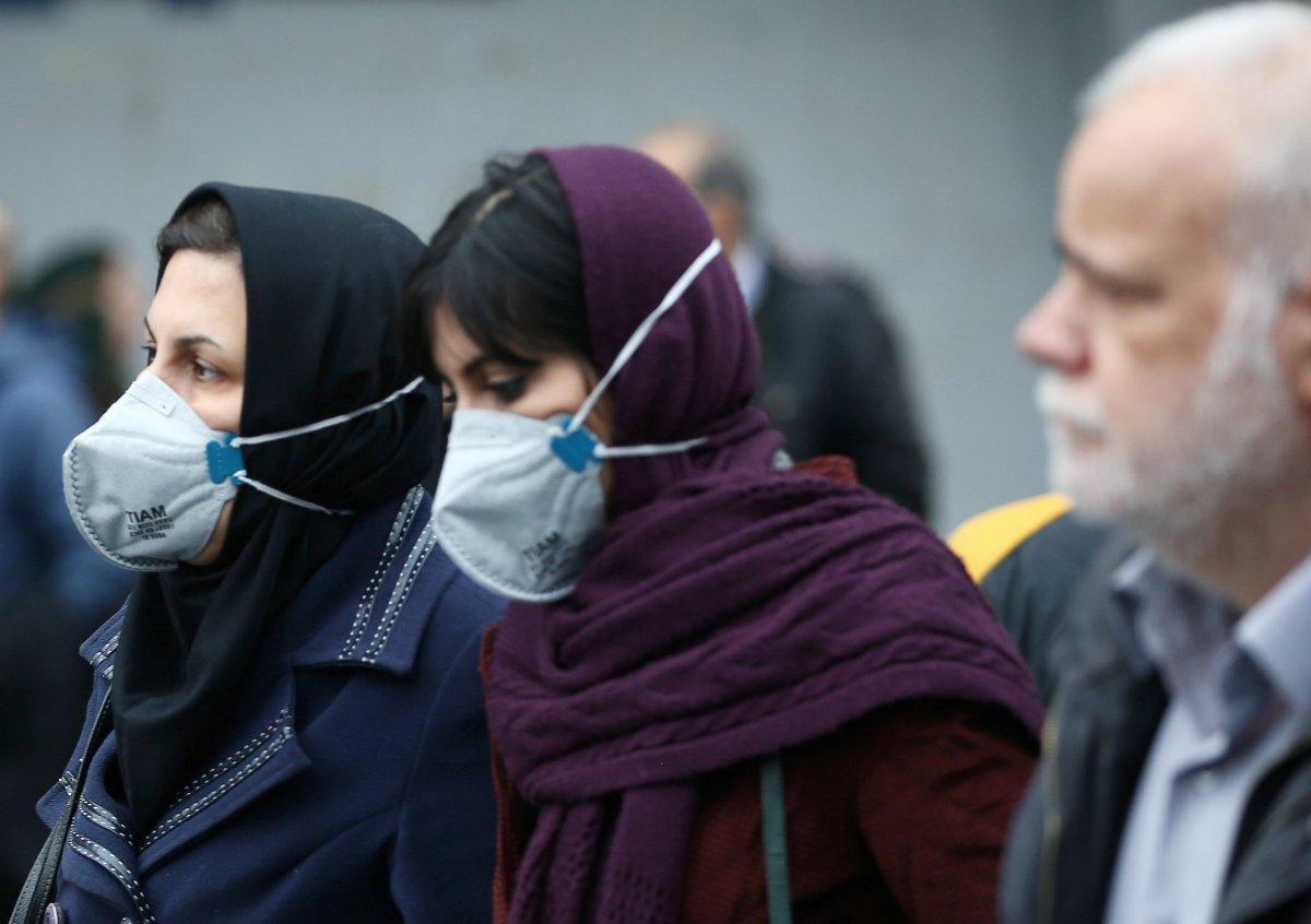 İran'da ölü sayısı artıyor