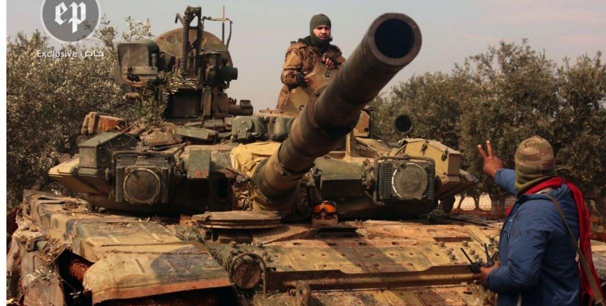 Suriye'de 4 Rus Öldürüldü