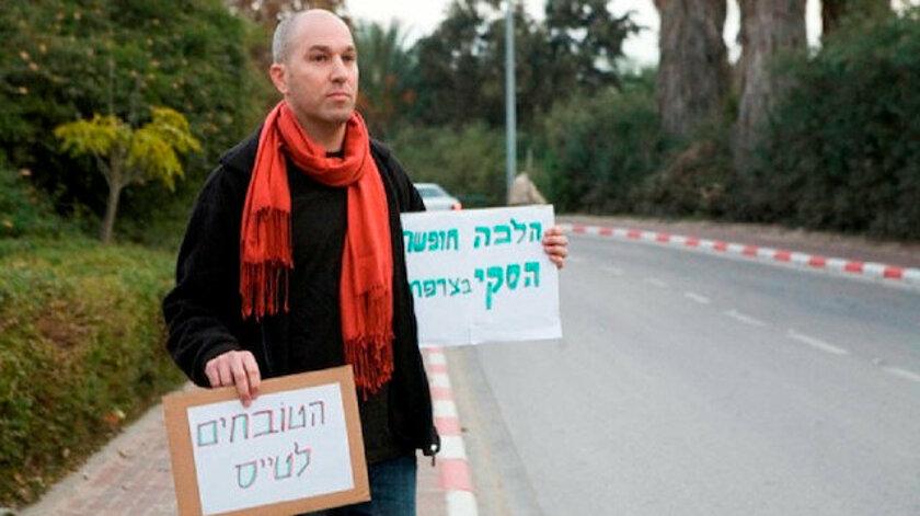 İsrailli eski pilot yüzbaşı: İsrail ordusu bir terör örgütüdür