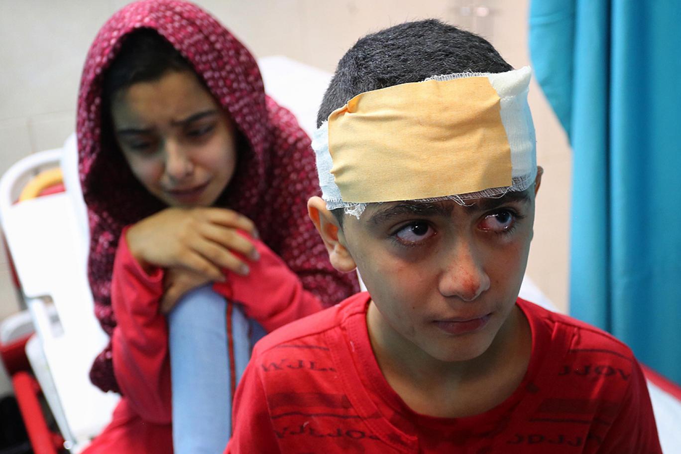 Filistin'de şehit sayısı 200'e yaklaştı: 58 çocuk öldürüldü