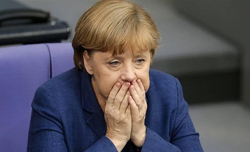 Merkel'den Netanyahu'ya destek, Filistin'e tepki