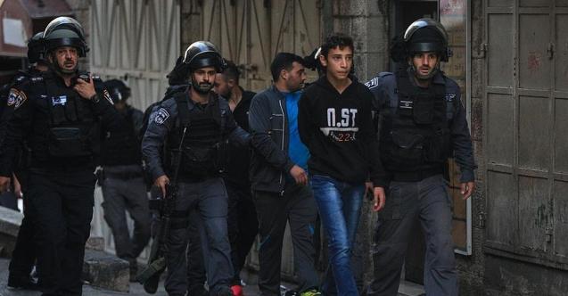 175 Filistinli gözaltına alındı
