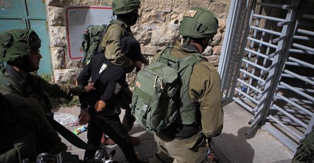 Hamas'ın bölge sorumlusu gözaltına alındı