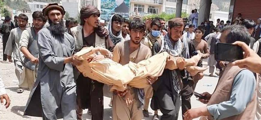 Afganistan'da hükümet güçleri protesto düzenleyen sivillere ateş açtı: 13 ölü