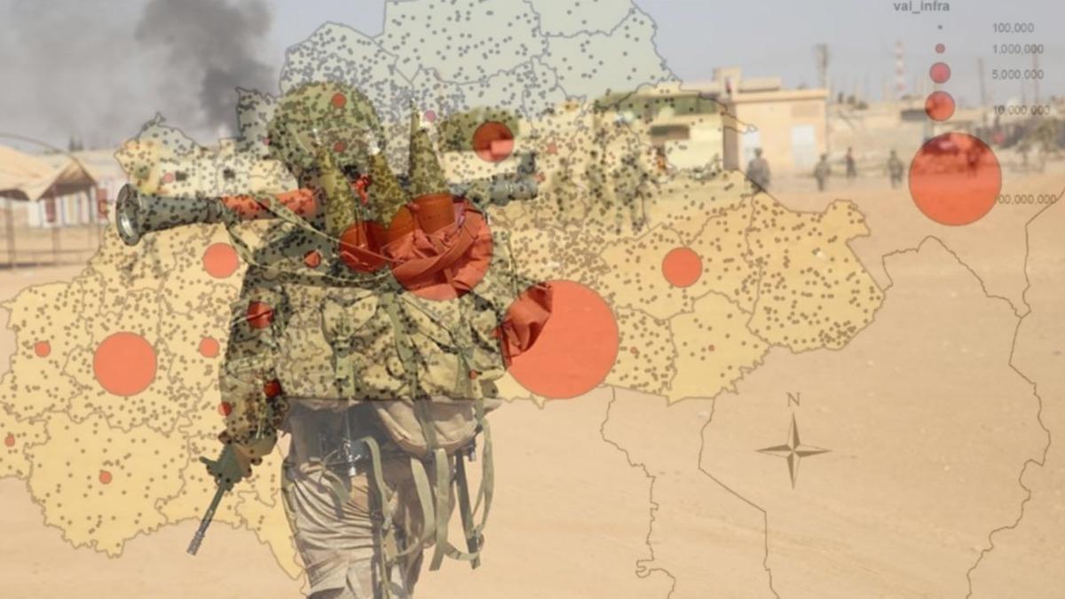 Son yılların en büyük katliamı! Binlerce kişi bölgeden kaçtı