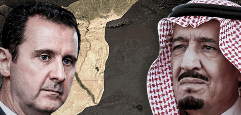 Suudiler katil Esed'i uluslararası alanda meşrulaştırmak için harekete geçti!