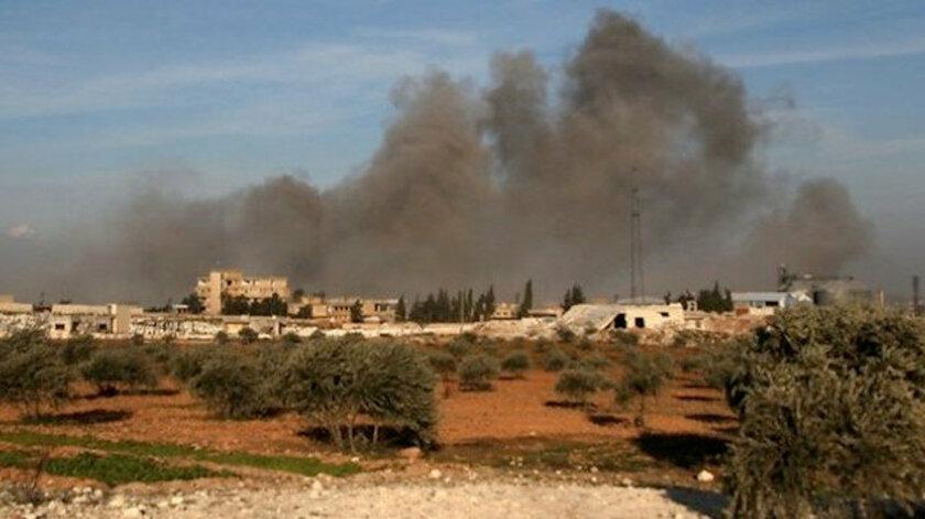 Esed rejimi İdlib kırsalına saldırdı: 6 sivil hayatını kaybetti
