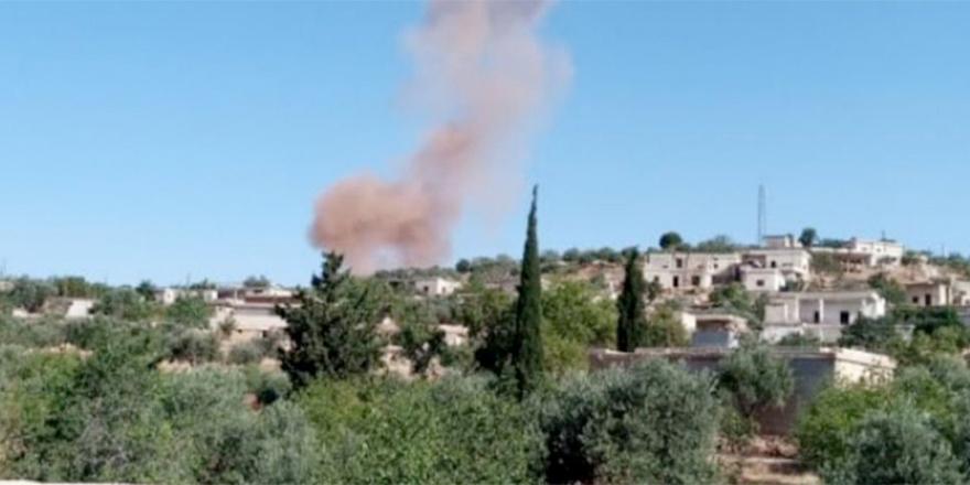 İdlib, Rus ve Esed uçakları tarafından bombalanıyor: Çok sayıda sivil öldü