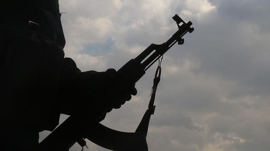 PKK, Duhok'ta bir evi ateşe verdi