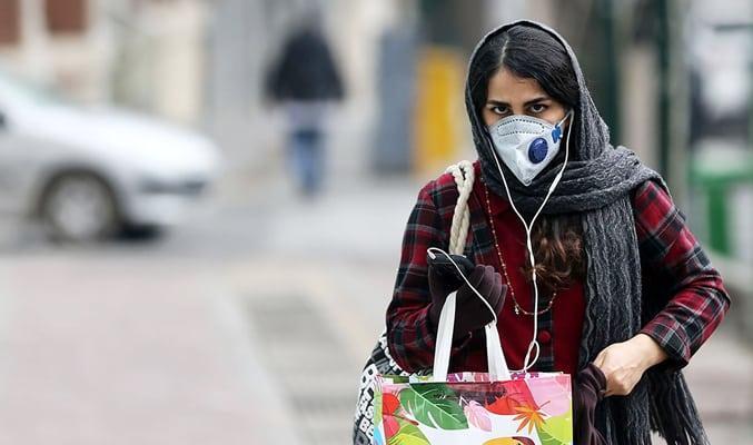 İran'da Salgın Büyüyor