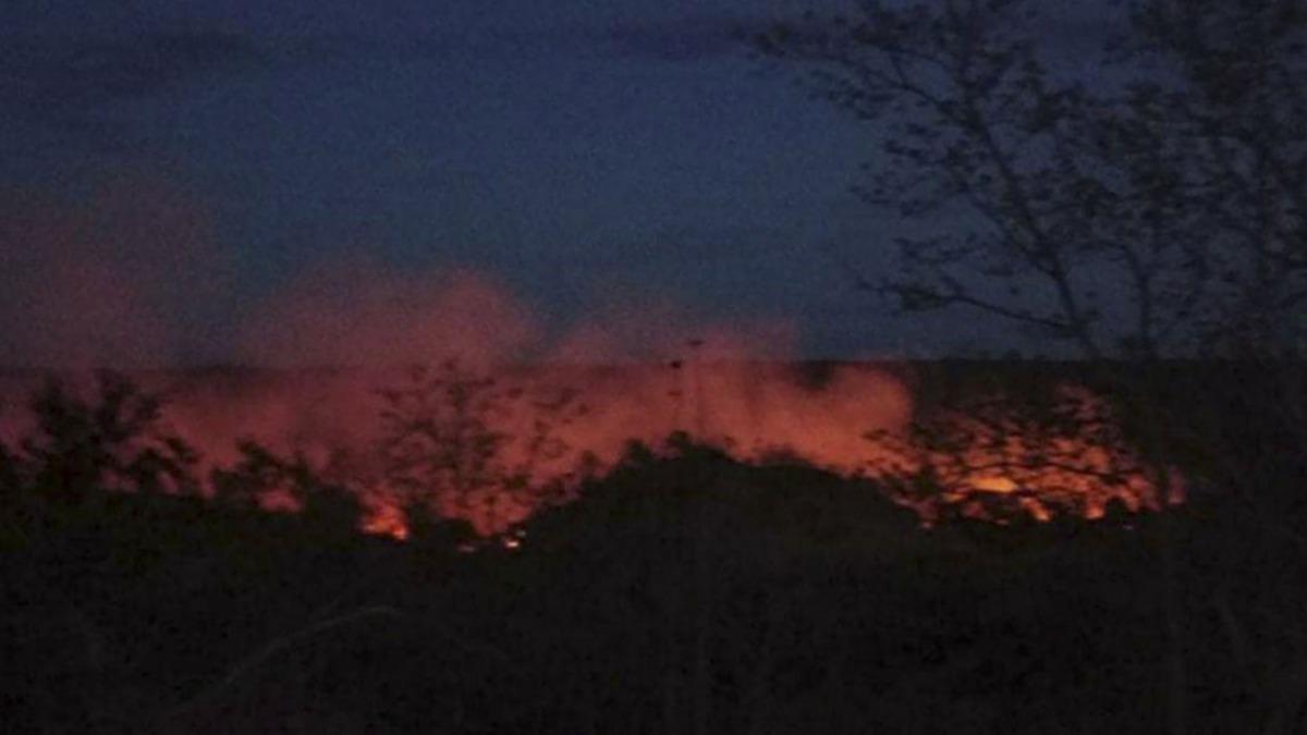 Myanmar'da darbeci askerler isyanı bastırmak için köy yaktı