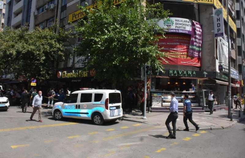 HDP binasında silahlı saldırı düzenleyen kişinin lk ifadesi