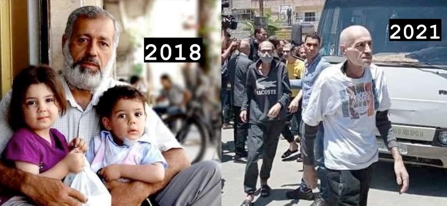 Esed rejimi hapishanelerinden kurtulanların hali dehşete düşürdü