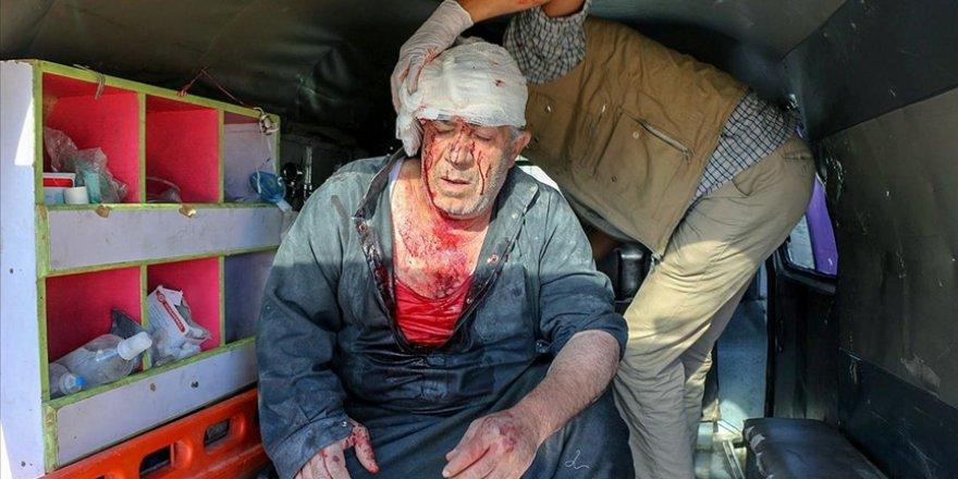 Esed rejimi İdlib'te sivilleri vurdu: 7 kişi hayatını kaybetti