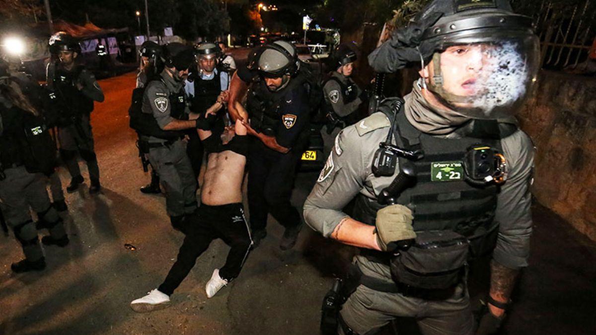 Yahudi yerleşimciler, Şeyh Cerrah Mahallesi'ne saldırdı