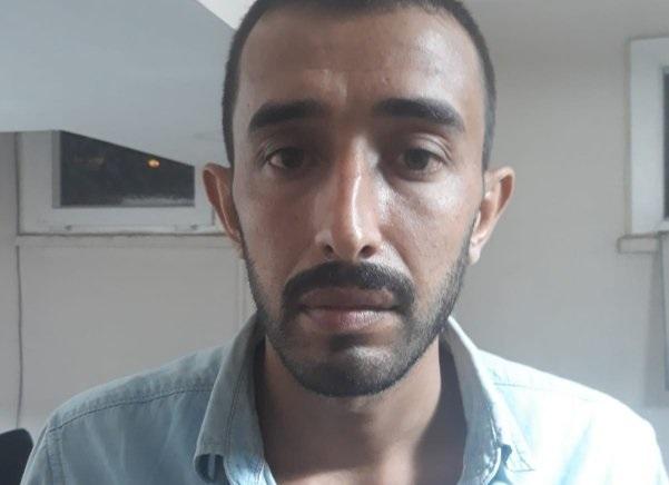 PKK'lı terörist çikolata ve kek ambalajlarına gizlediği patlayıcıyla yakalandı!.