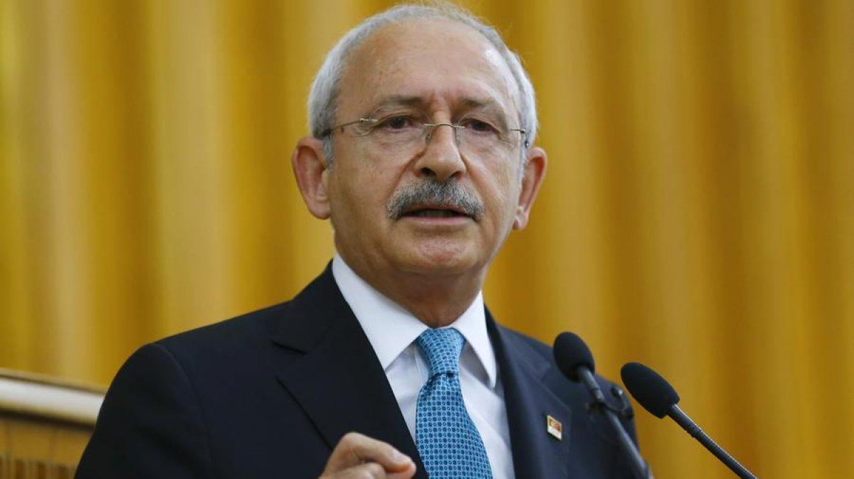 Kemal Kılıçdaroğlu: İktidar olursak Suriyelileri göndereceğiz