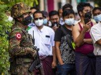 Myanmar'da ölü sayısı arttı, 230 bin kişi yerinden oldu