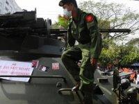 Myanmar ordusundan darbe karşıtı muhaliflere işkence
