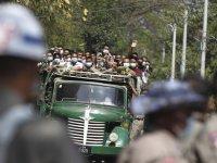 Myanmar'da gözaltında tutulan 2 binin üzerinde kişi serbest bırakılacak