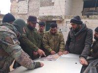 İdlib'te Üçüncü Köyde Düştü