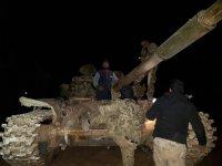 Halep-Şam Yolu M-5 Kesildi