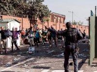 Güney Afrika'da yaşanan yağma ve şiddet olaylarında ölü sayısı 117'ye yükseldi