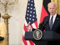 Merkel'den, Biden'e: Afganistan'da istediğimiz gibi bir ulus inşa edemedik