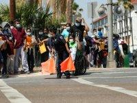 ABD-Meksika sınırında 1 milyon göçmen yakalandı