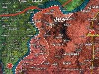 İdlib'te Harita Değişiyor