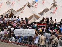 Mülteci Yükü Türkiye'nin Omuzlarında