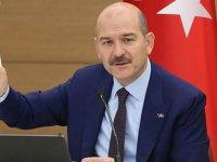 Süleyman Soylu: PKK'lı terörist etkisiz hale getirildi