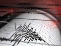 Antalya açıklarında 5.2 büyüklüğünde deprem