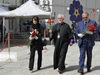 Skandal tören: İran'da sözde Ermeni katliamı anıldı