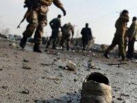 Afganistan'da kanlı saldırı: 40 ölü