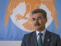 Türkmen Meclisi Başkanı görevinden ayrıldı